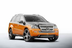 Mercedes GL CGL45 Royale Edition